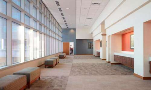 commercial painting interior